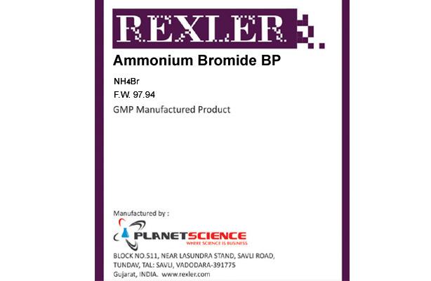Ammonium Bromide BP