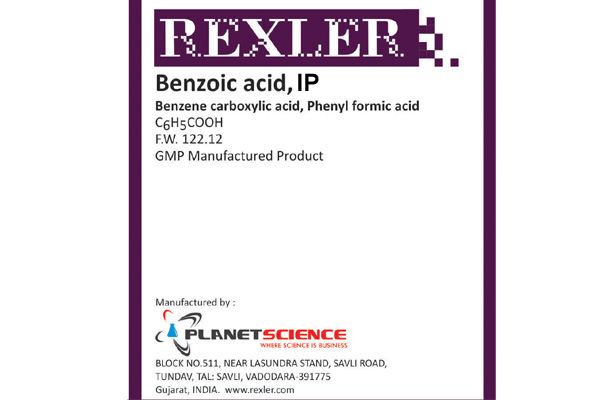 Benzoic Acid IP
