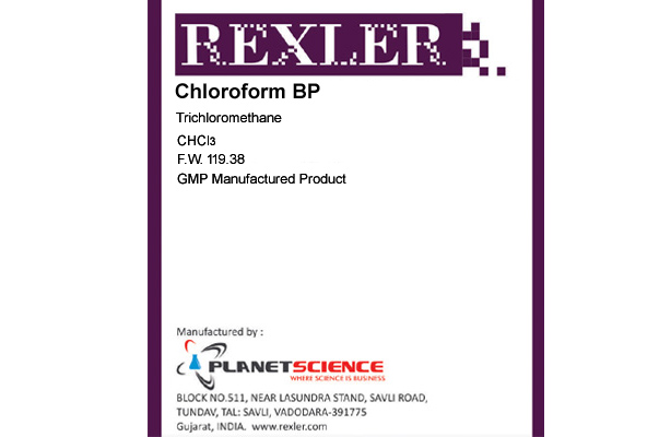Chloroform BP