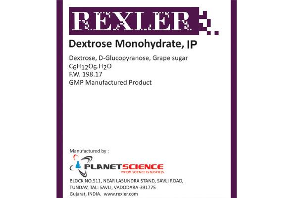 Dextrose Monohydrate IP