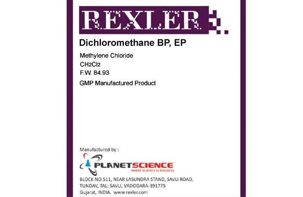 Dichloromethane BP, EP