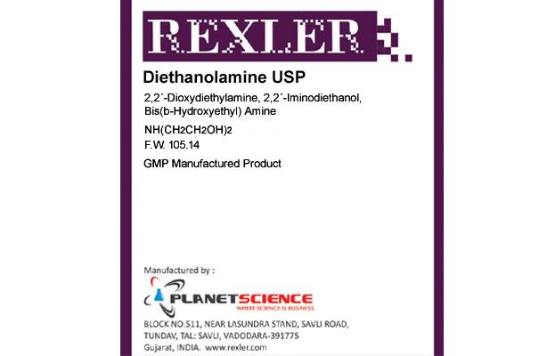 Diethanolamine USP