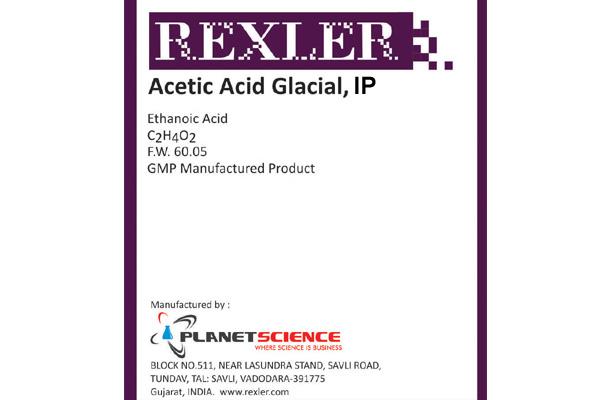 Glacial Acetic Acid IP