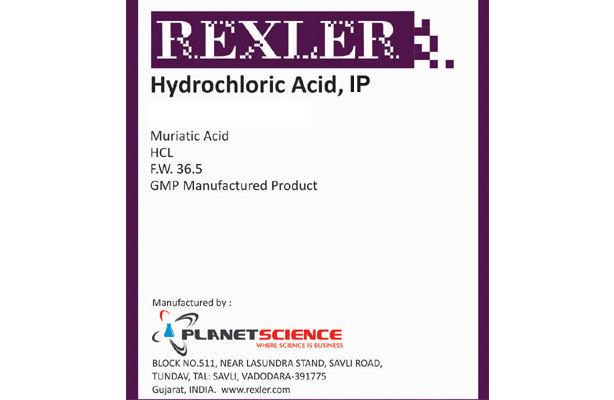Hydrochloric Acid IP