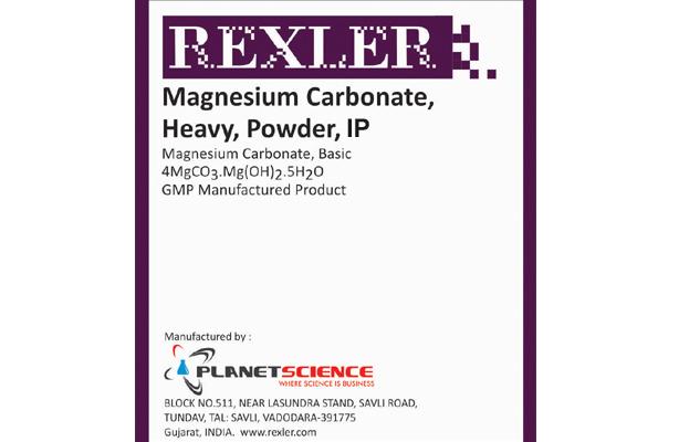 Magnesium Carbonate Heavy Powder IP