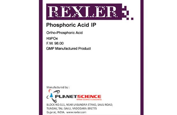 Phosphoric Acid IP