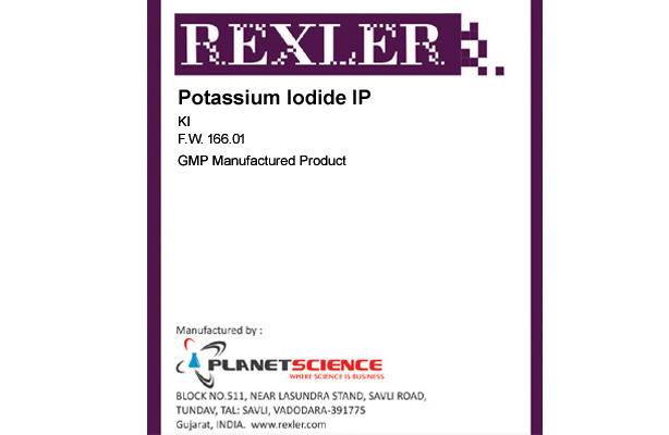 Potassium Iodide IP
