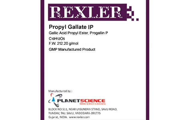 Propyl Gallate IP