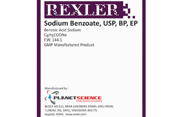 Sodium Benzoate USP, BP, EP