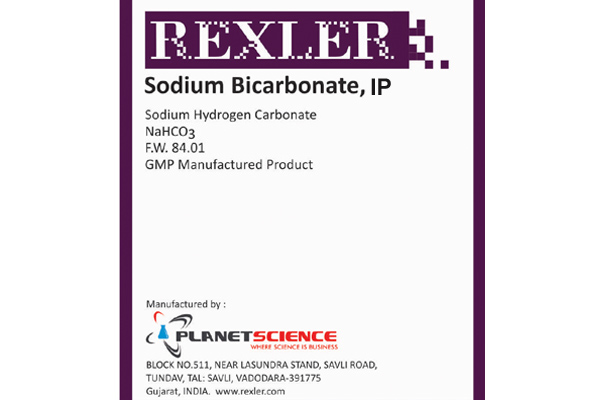 Sodium Bicarbonate IP
