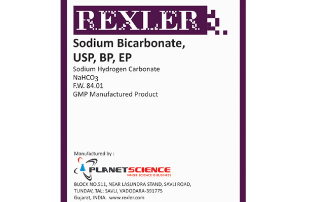 Sodium Bicarbonate USP, BP, EP