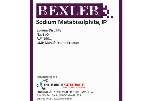 Sodium Metabisulphite IP