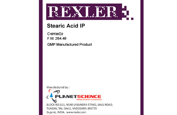 Stearic Acid IP