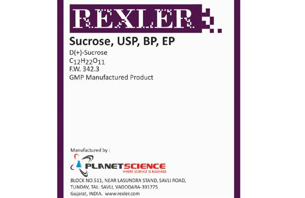 Sucrose USP, BP, EP