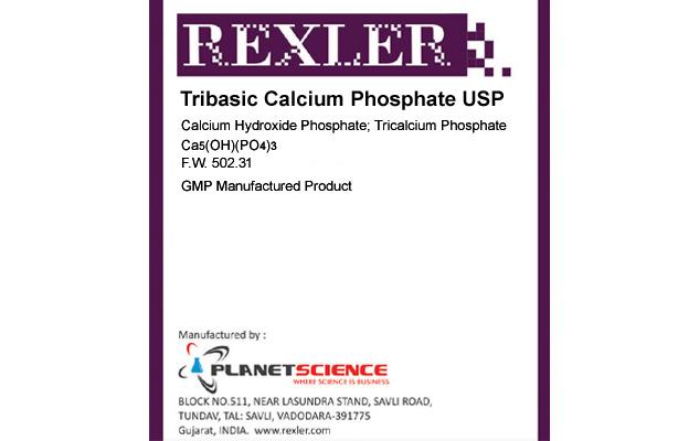 Tribasic Calcium Phosphate USP
