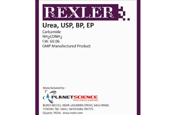 Urea USP, BP, EP