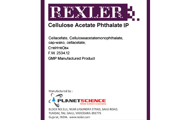 Cellulose Acetate Phthalate IP
