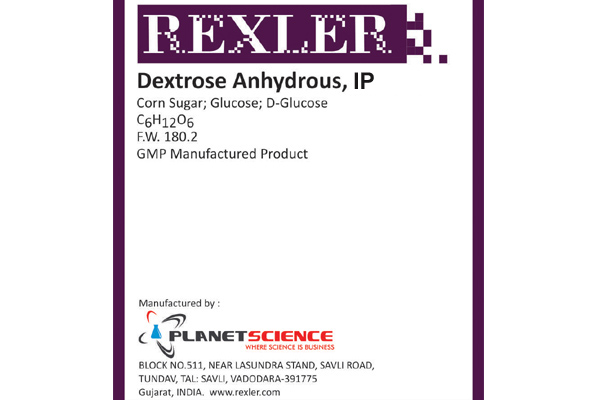 Dextrose Anhydrous IP